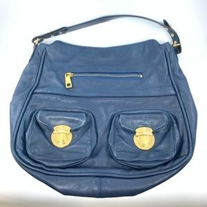 Marc Jacobs hobo style shoulder bag